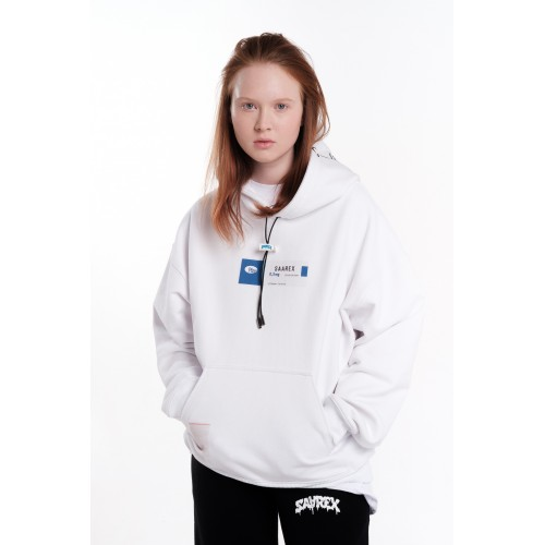 SAAREX HEAVY PHARMA HOODIE - SOLD OUT